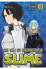 That Time I Got Reincarnated As A Slime 12 (English version)