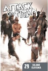 Attack on Titan 29 (Engelstalig)