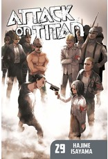 Attack on Titan 29 (English version)