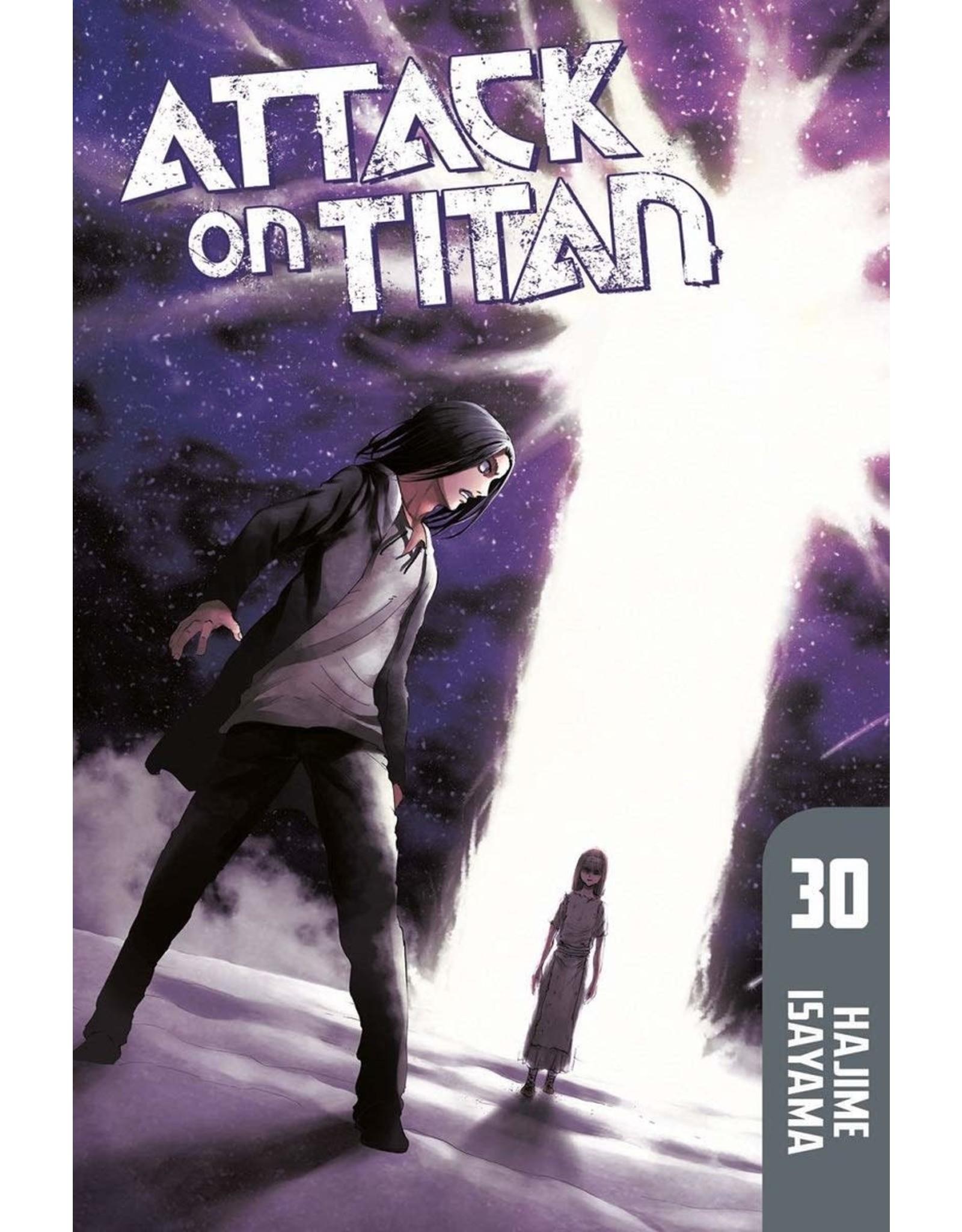 Attack on Titan 30 (English version)