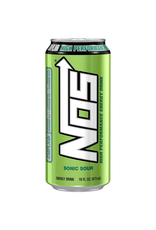 NOS - Sonic Sour - High Performance Energy Drink - 473ml