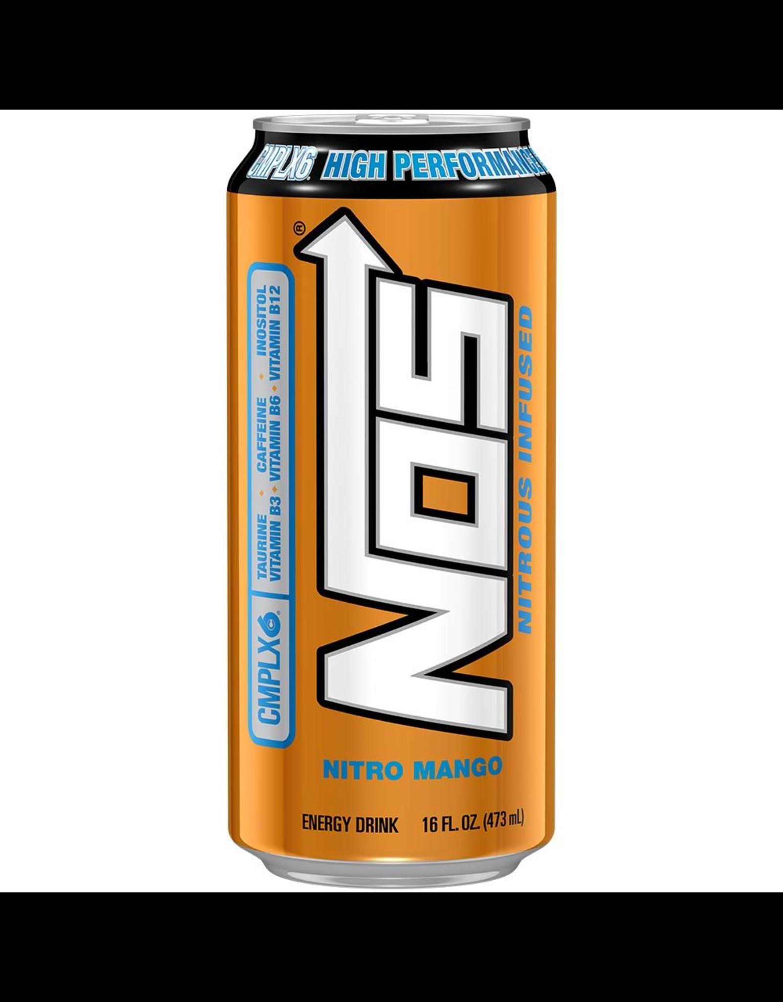 NOS - Nitro Mango - High Performance Energy Drink - 473ml