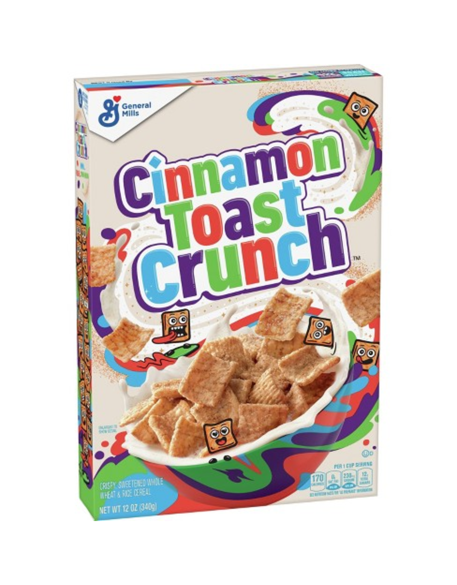 Cinnamon Toast Crunch - 340g