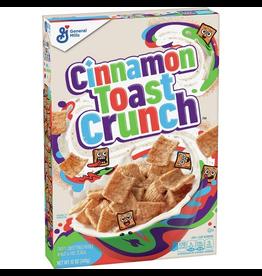 Cinnamon Toast Crunch - 340g (THT-datum: 22/9/2021)