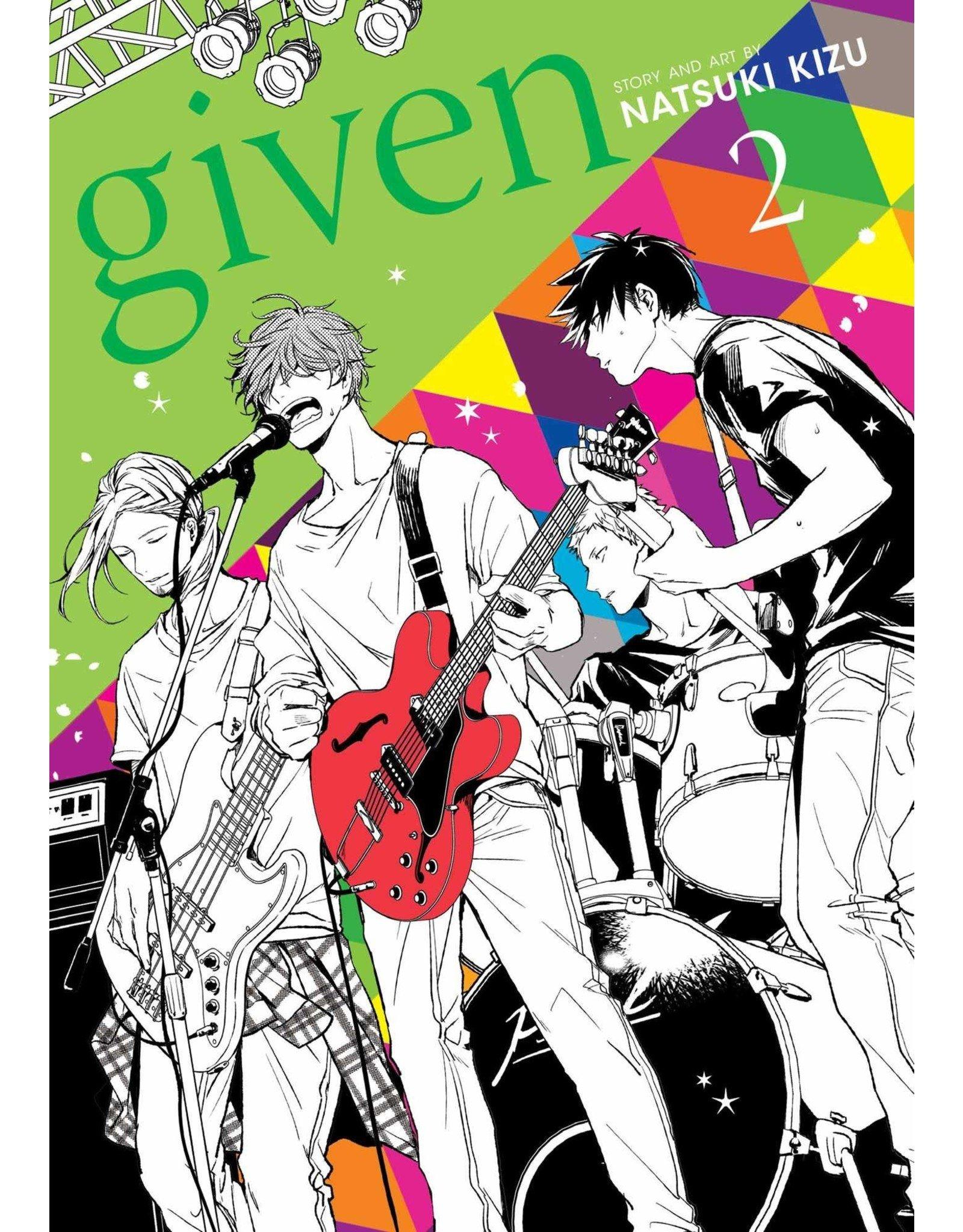 Given 02 (Engelstalig)