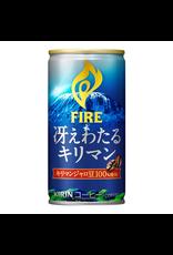 Fire Coffee Pure Kilimanjaro - 185g