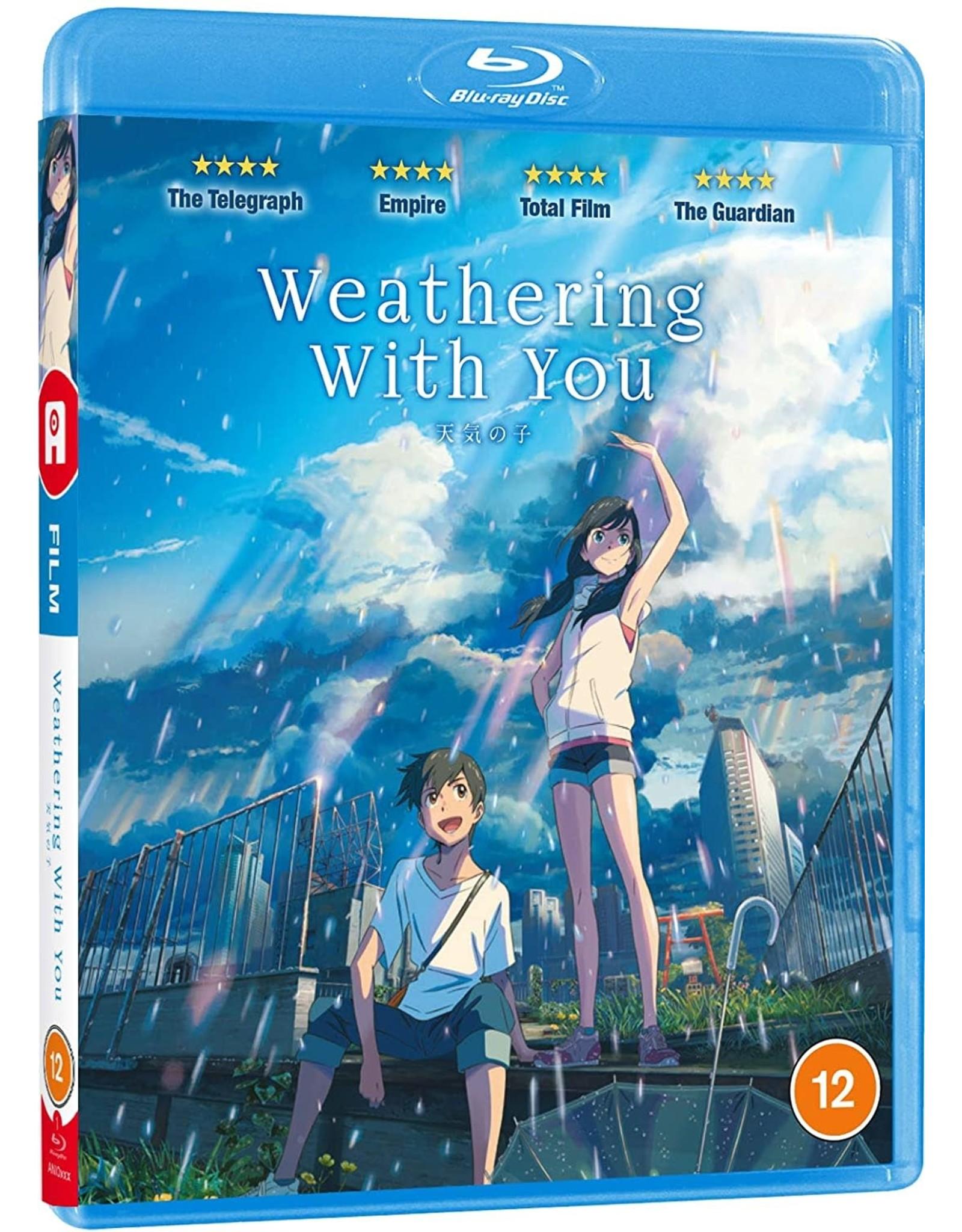 Weathering With You (Blu-ray) - (Engelstalige ondertitels)