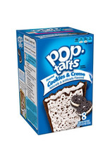 Pop-Tarts Frosted Cookies & Creme - 8 Pack