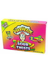 Warheads Sour Twists - 99g