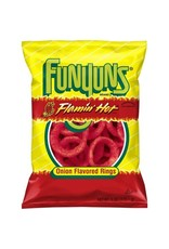 Funyuns Flamin' Hot - Onion Flavored Rings - Groot - 163g