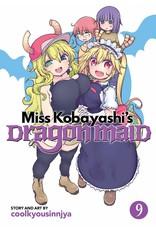 Miss Kobayashi's Dragon Maid 9 (English version)
