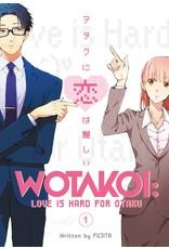 Wotakoi: Love is Hard for Otaku 1 (Engelstalig)