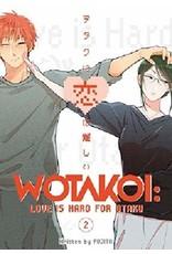 Wotakoi: Love is Hard for Otaku 2 (English)