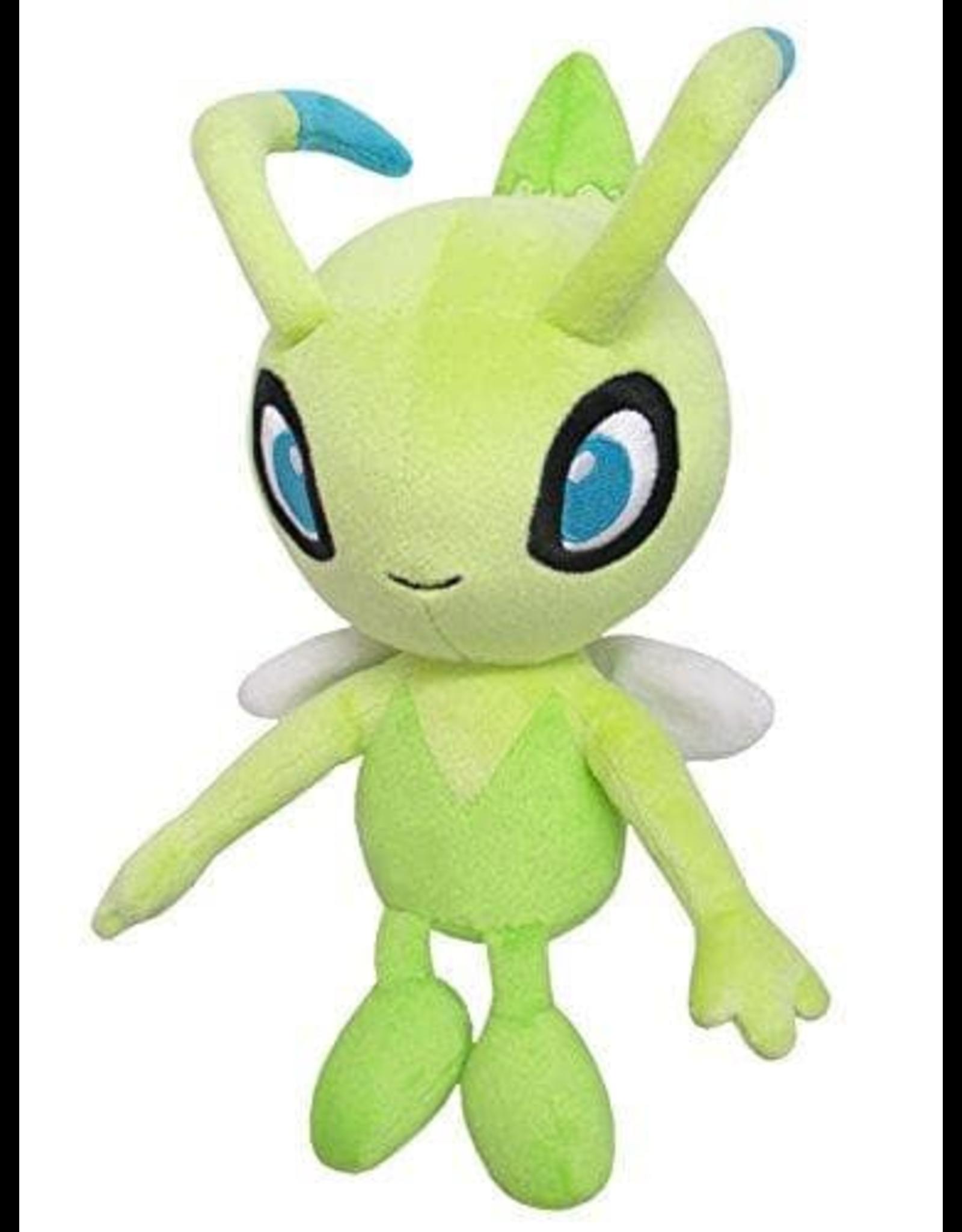 Celebi - Pokemon Plushie - 22cm (Japanese import)