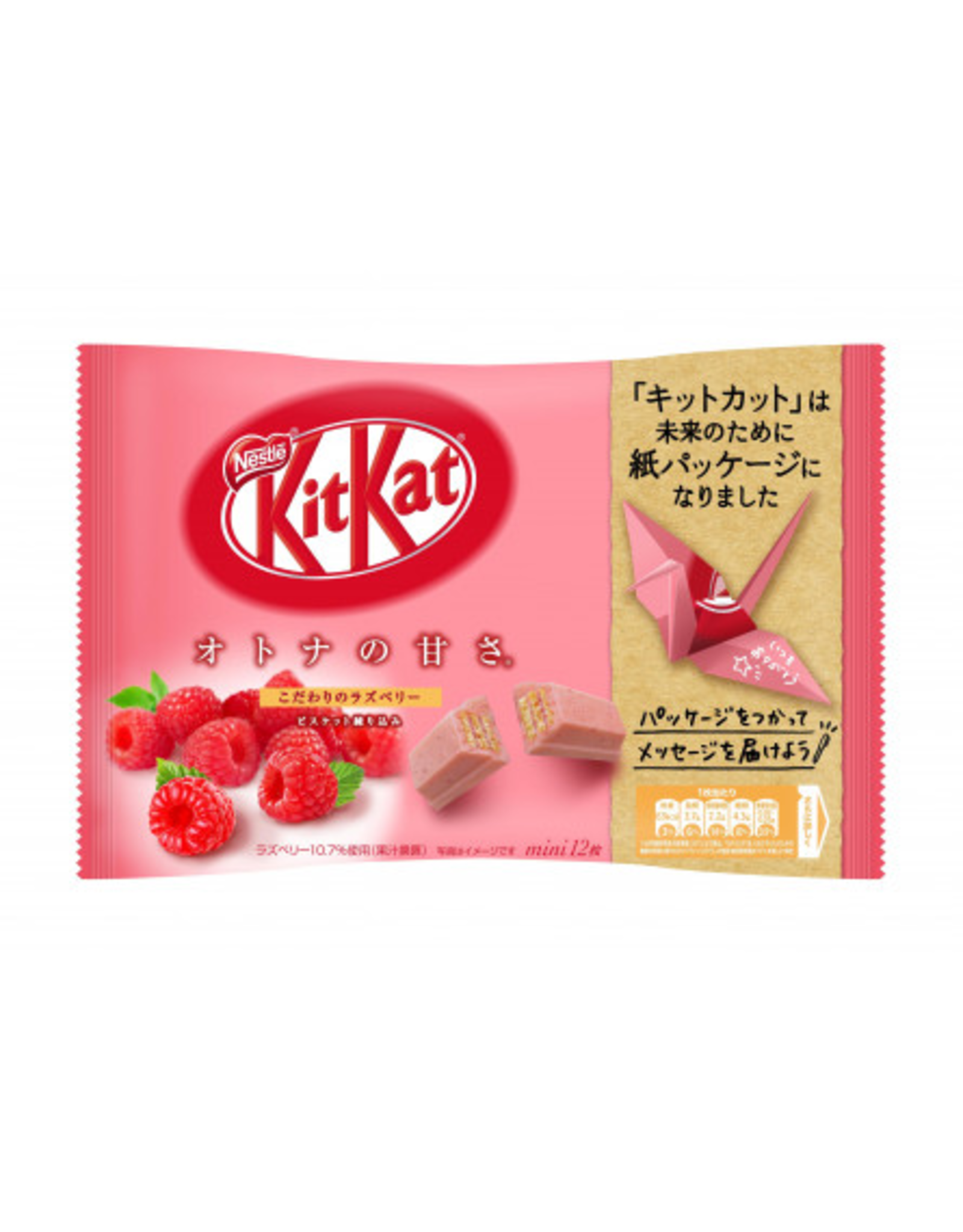 KitKat Mini Raspberry
