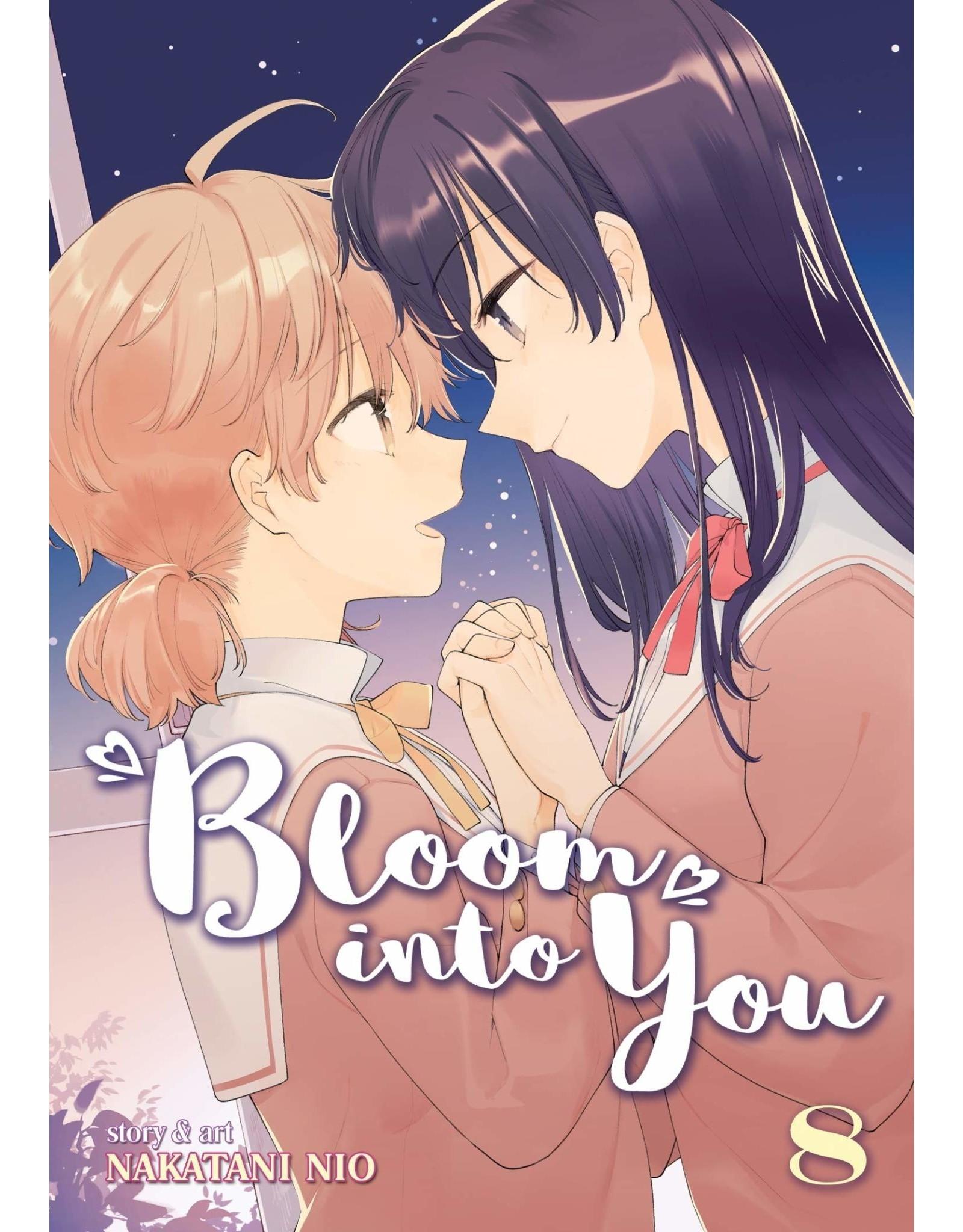 Bloom into You 8 (Engelstalig)