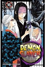 Demon Slayer Volume 16 (Engelstalig)