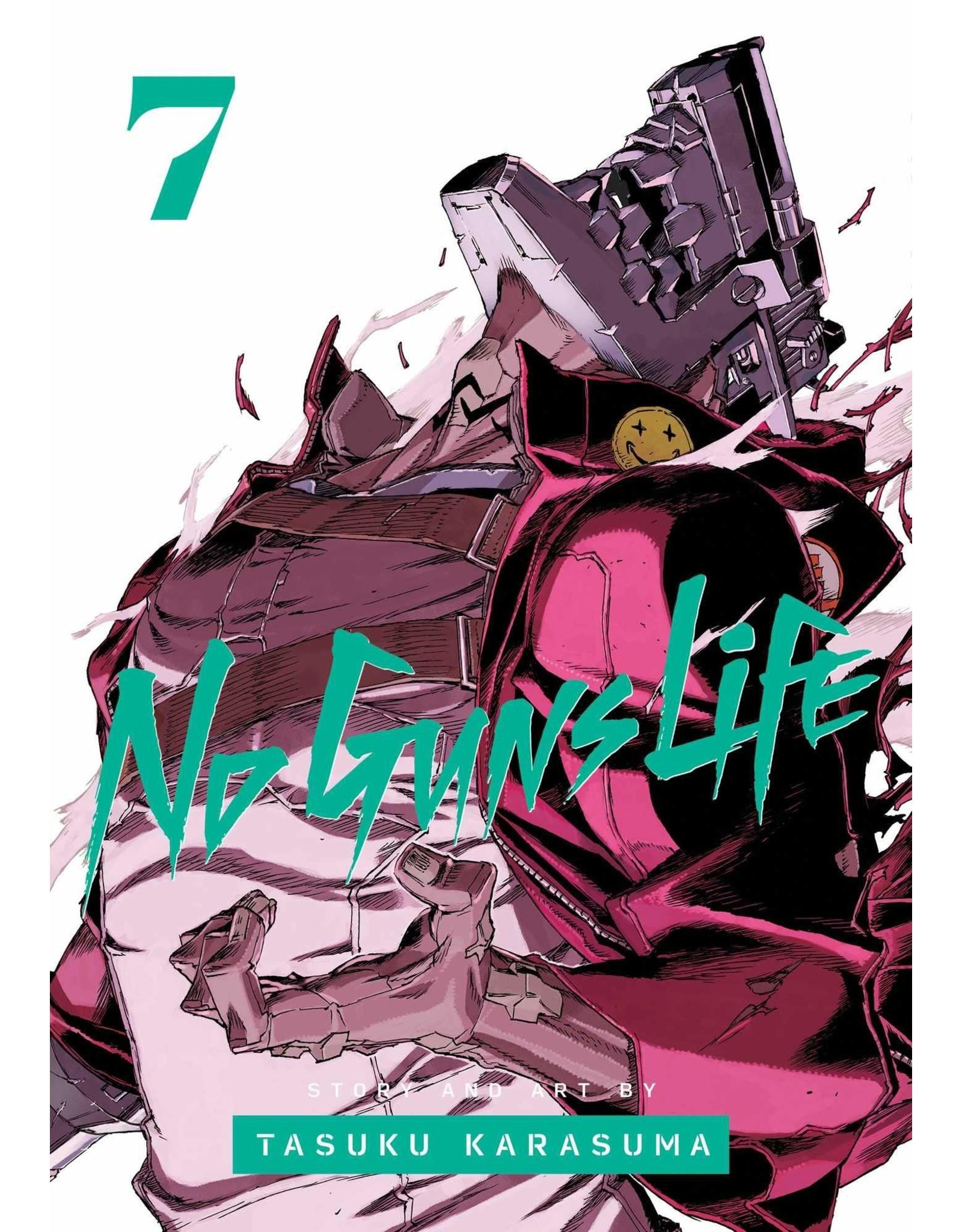 No Guns Life 7 (English)