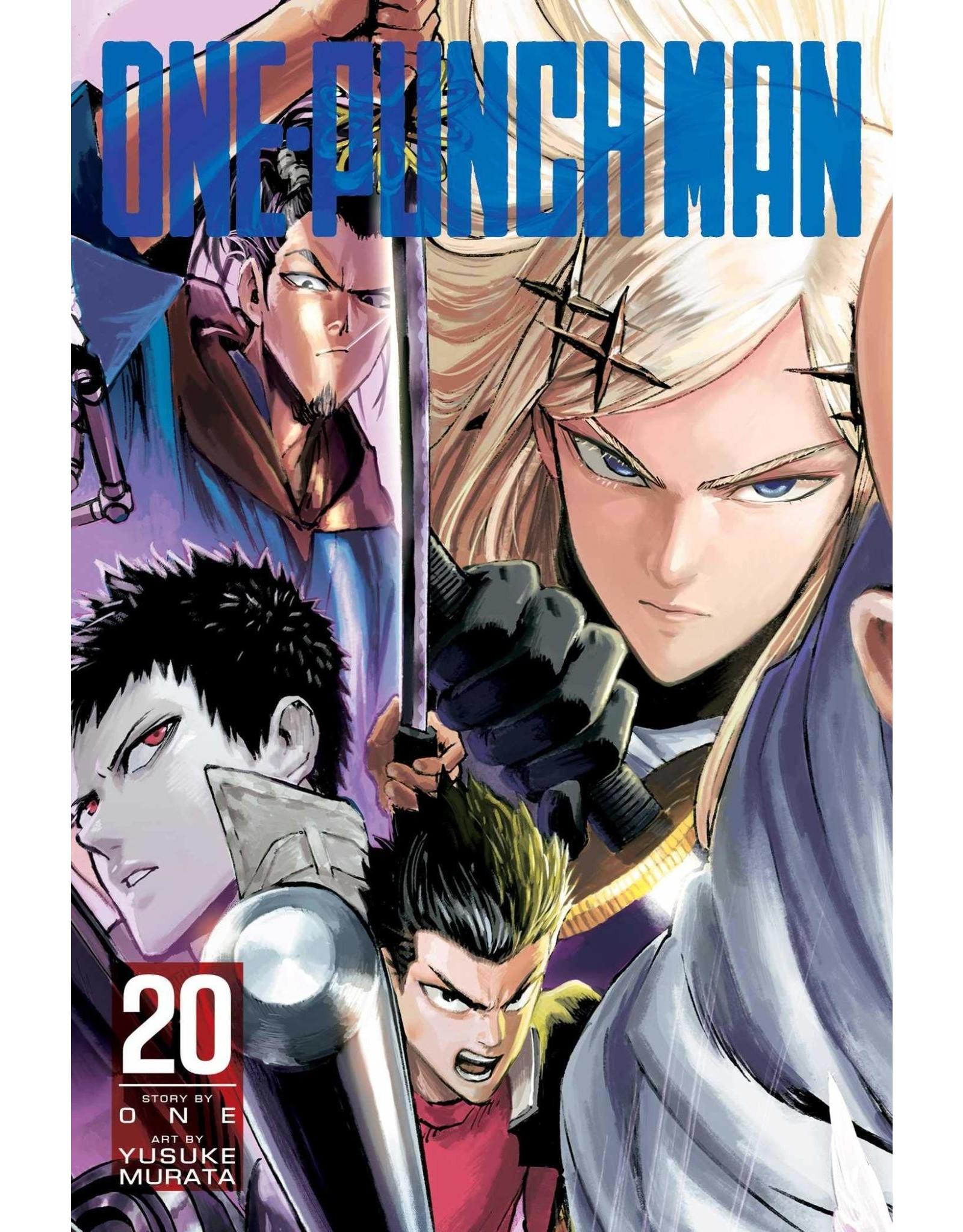 One-Punch Man Volume 20 (Engelstalig)