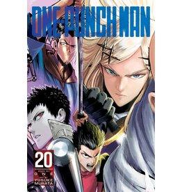 One-Punch Man Volume 20 (English)