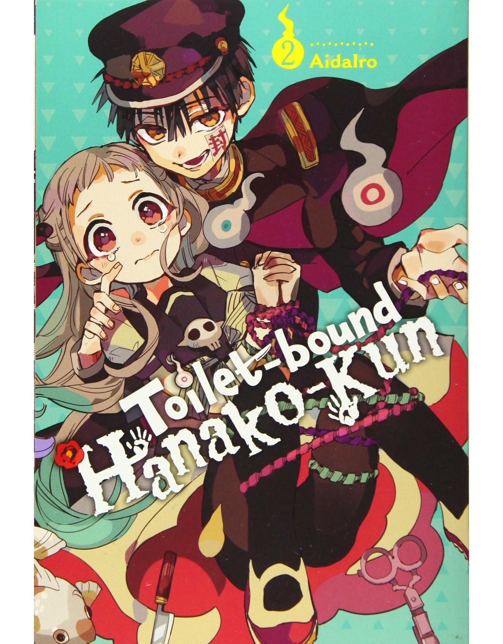 Toilet-Bound Hanako-Kun 2 (Engelstalig)