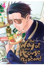 The Way of The House Husband 04 (Engelstalig)