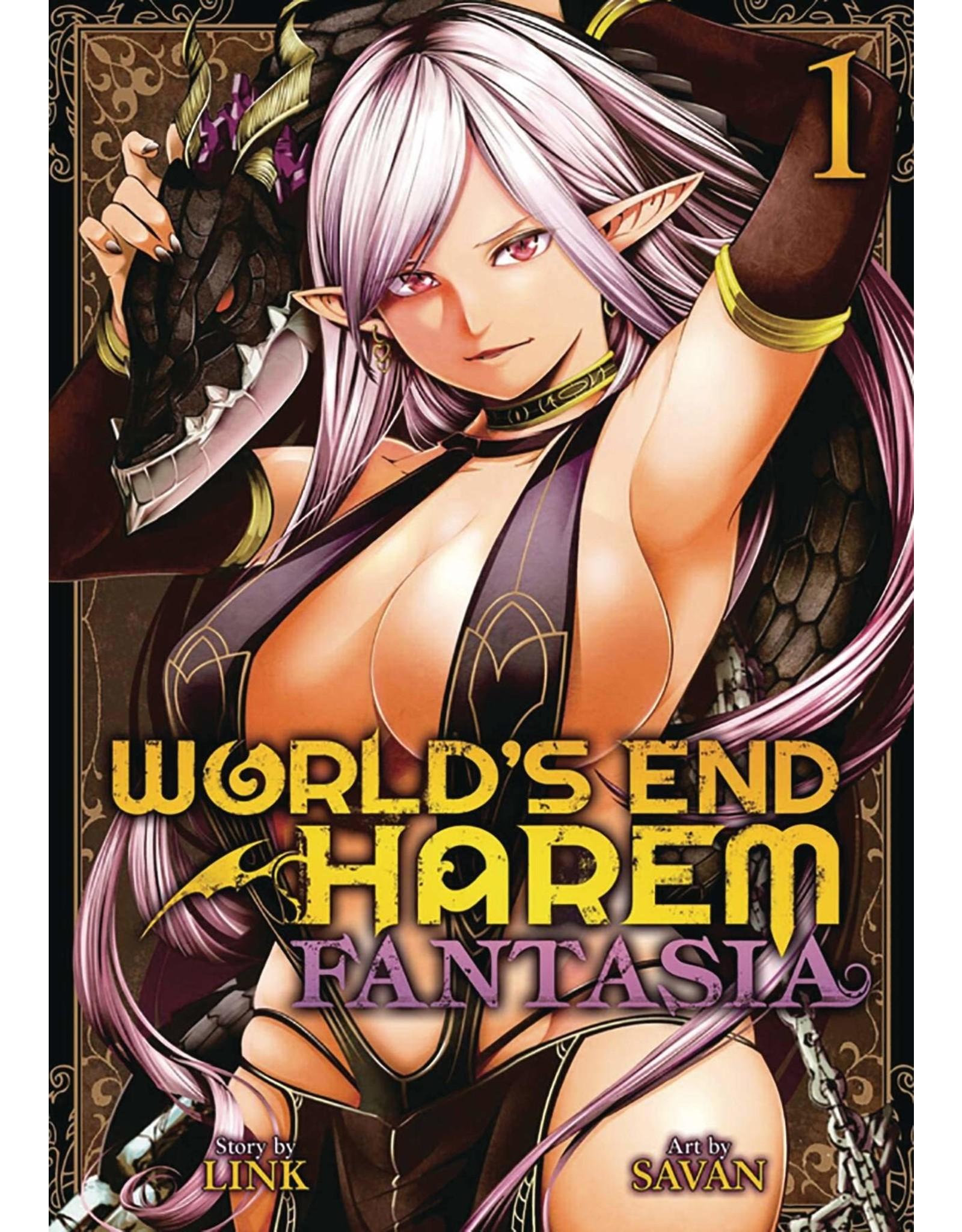 World's End Harem: Fantasia 1 (Engelstalig)