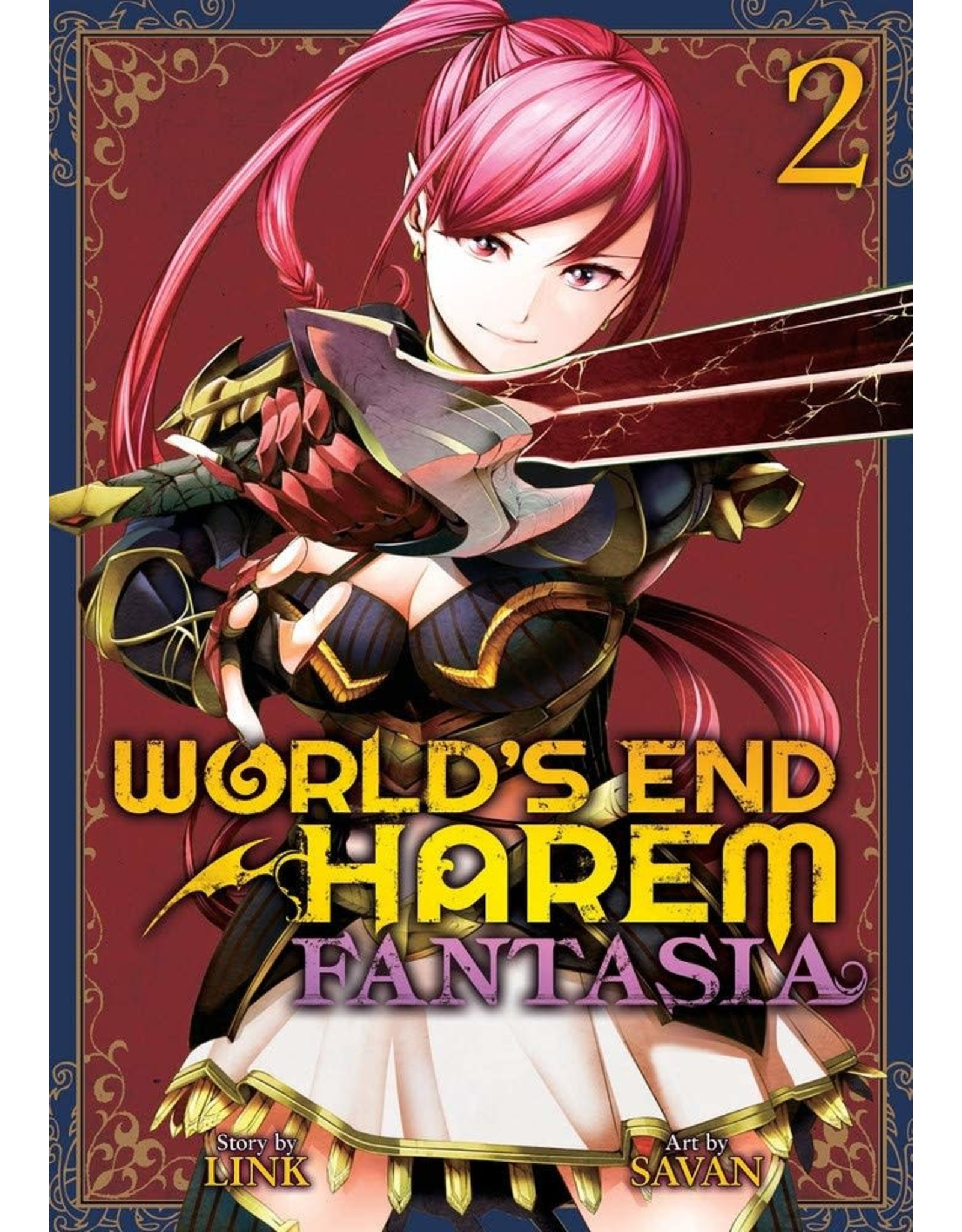 World's End Harem: Fantasia 2 (Engelstalig)