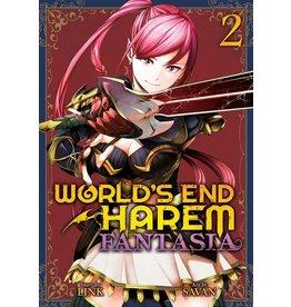 World's End Harem: Fantasia 2 (English)