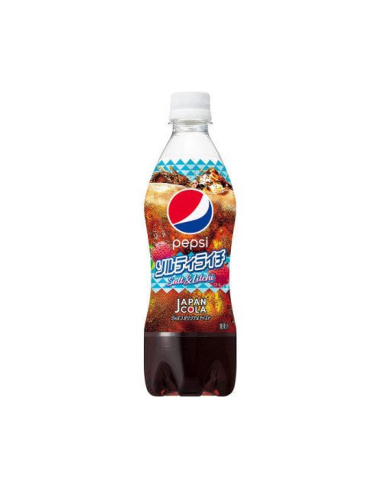 Pepsi - Salt & Litchi - 500 ml