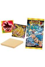 Dragon Ball Super Warrior Seal Wafer Z: Field of God (koekje + verzamelkaart)