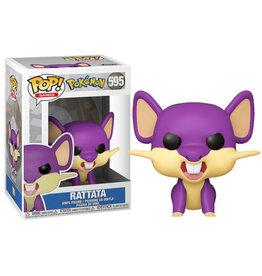 Pokémon - Funko Pop! Games 595 - Rattata