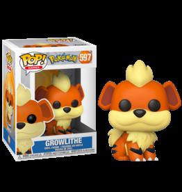 Pokémon - Funko Pop! Games 597 - Growlithe