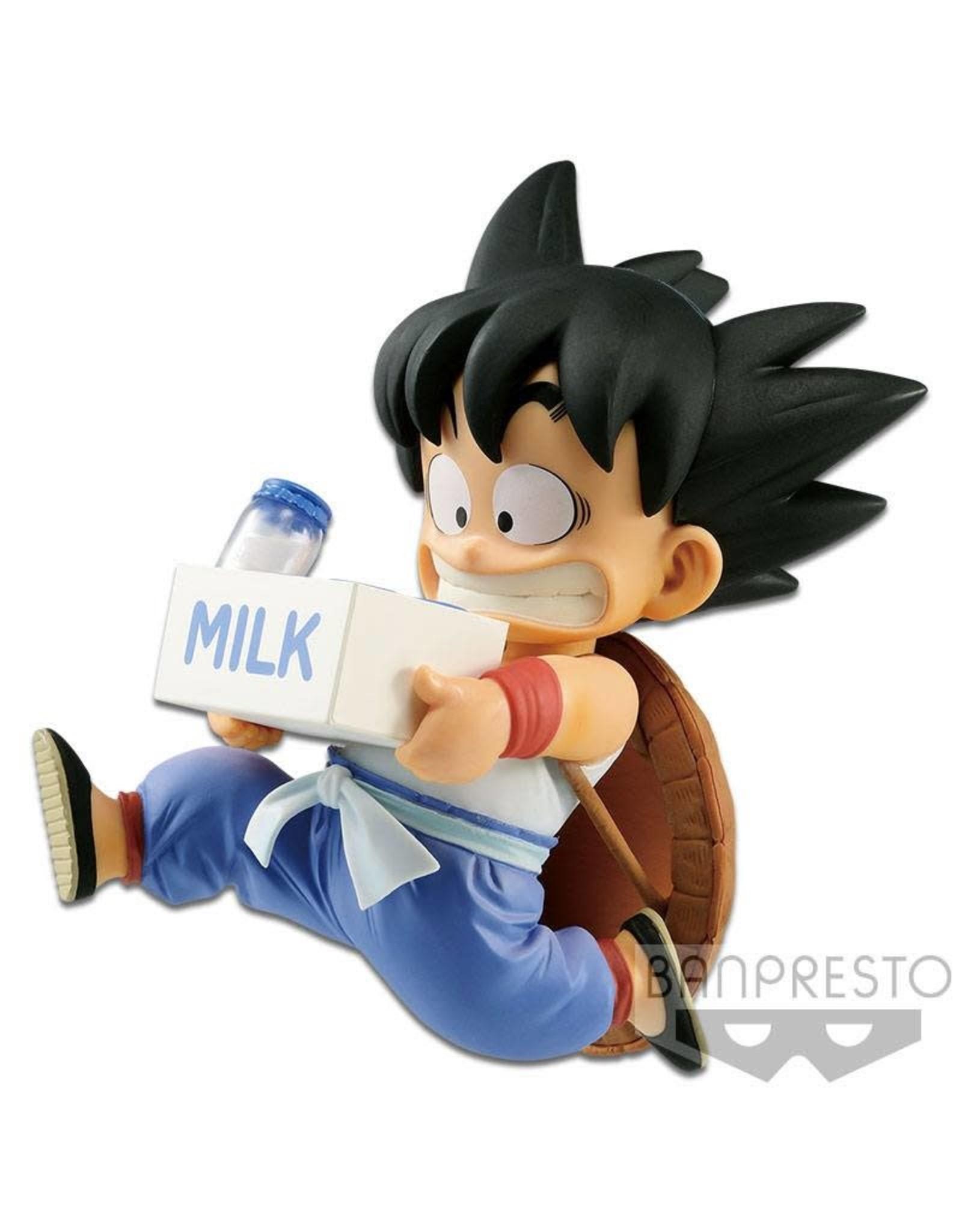 Dragon Ball Z - Son Goku Normal Color Ver. - BWFC PVC Statue - 11 cm