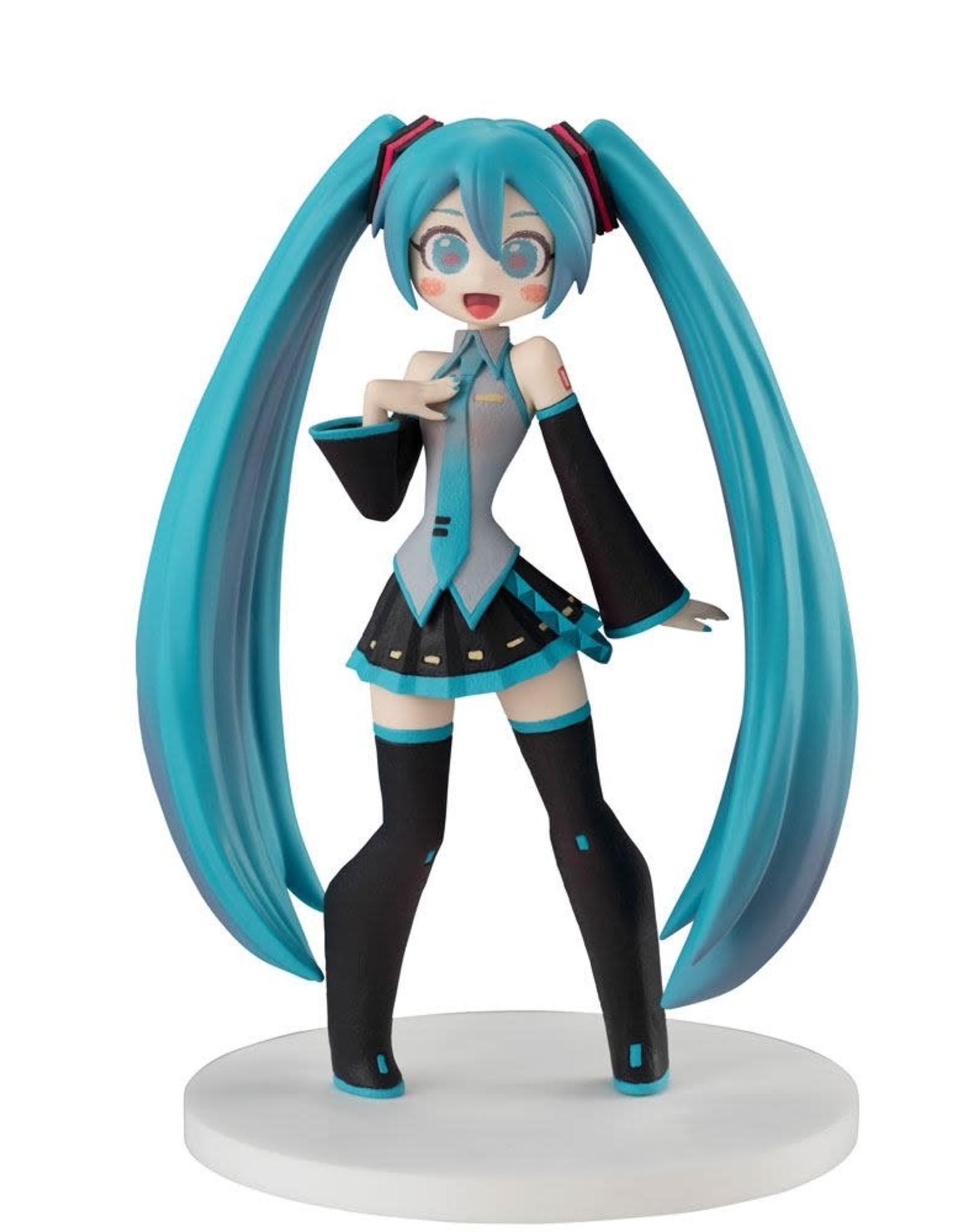 Hatsune Miku - Tokyo CartoonY Vocaloid PVC Statue - 16 cm