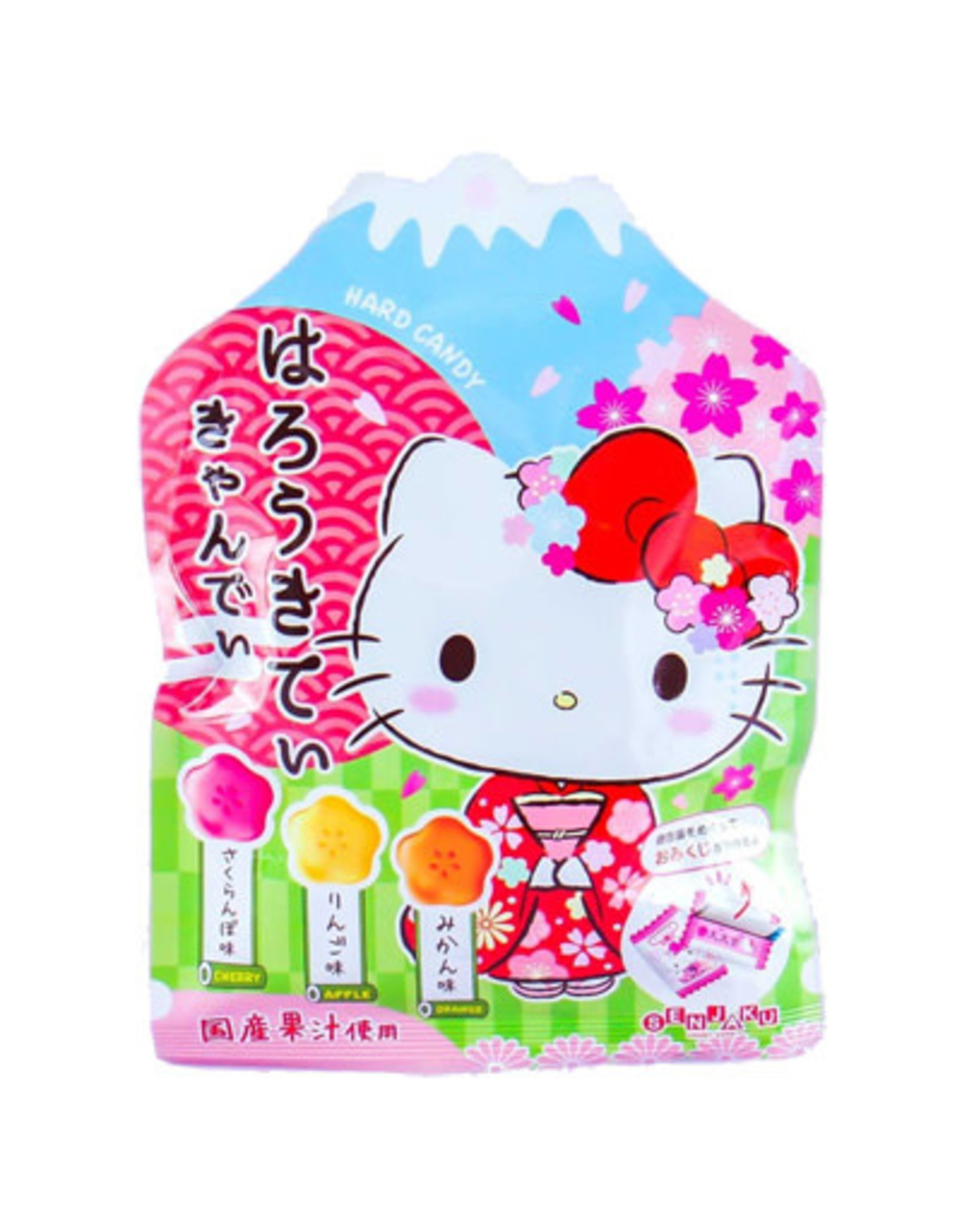 Hello Kitty Hard Candy - 3 Flavors