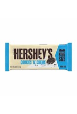 Hershey's Cookies 'n' Creme - King Size - 73g