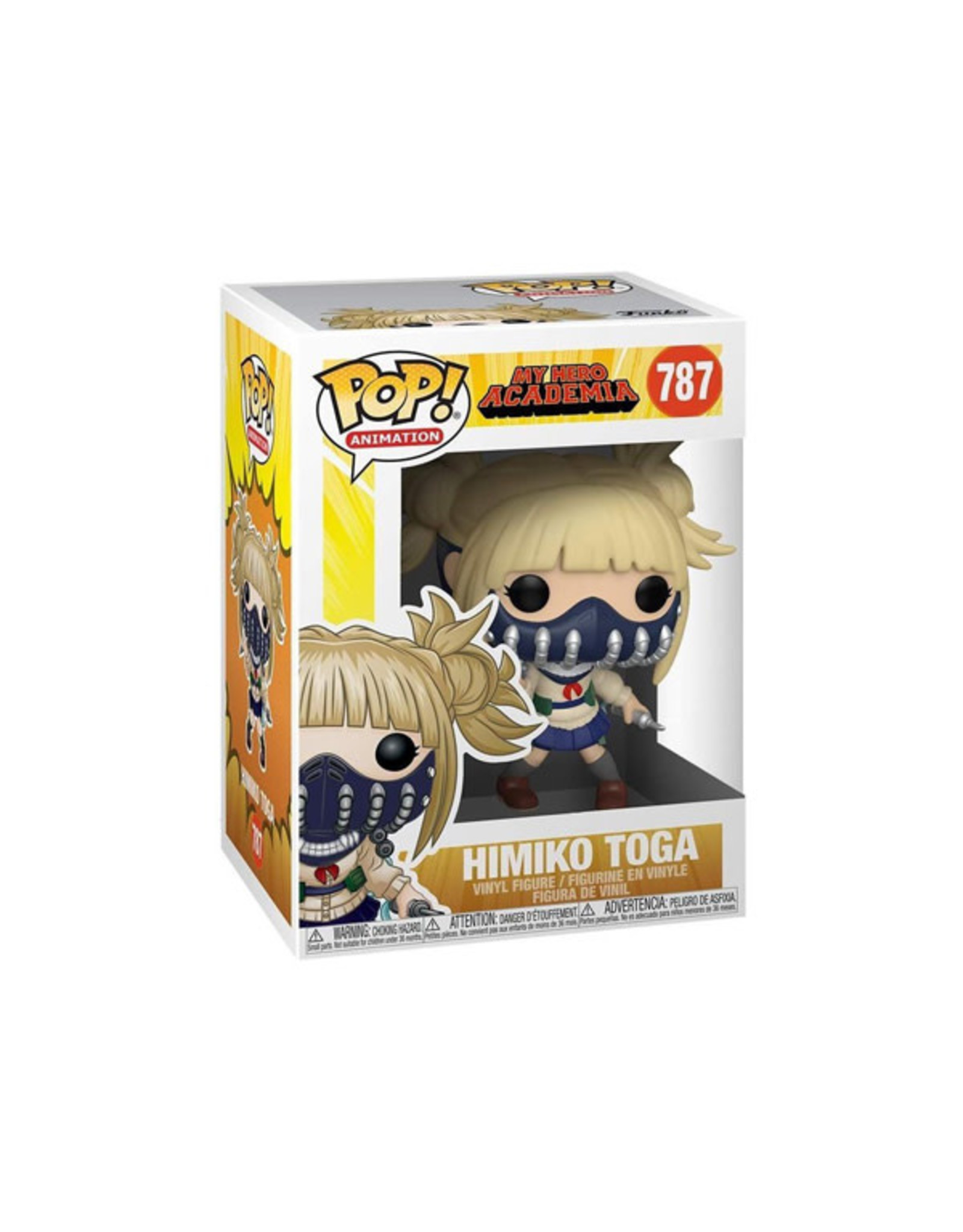 My Hero Academia - Himiko Toga with Face Cover - Funko Pop! Animation 787
