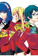 Kakegurui Twin 07 (English)