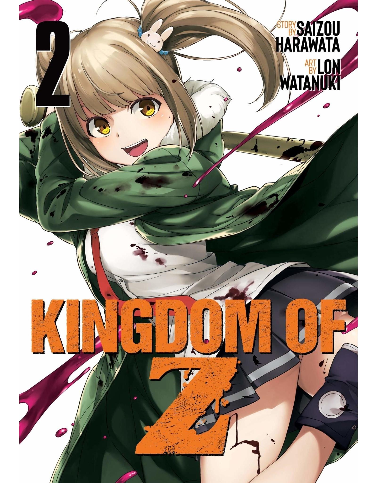 Kingdom of Z 2 (Engelstalig)