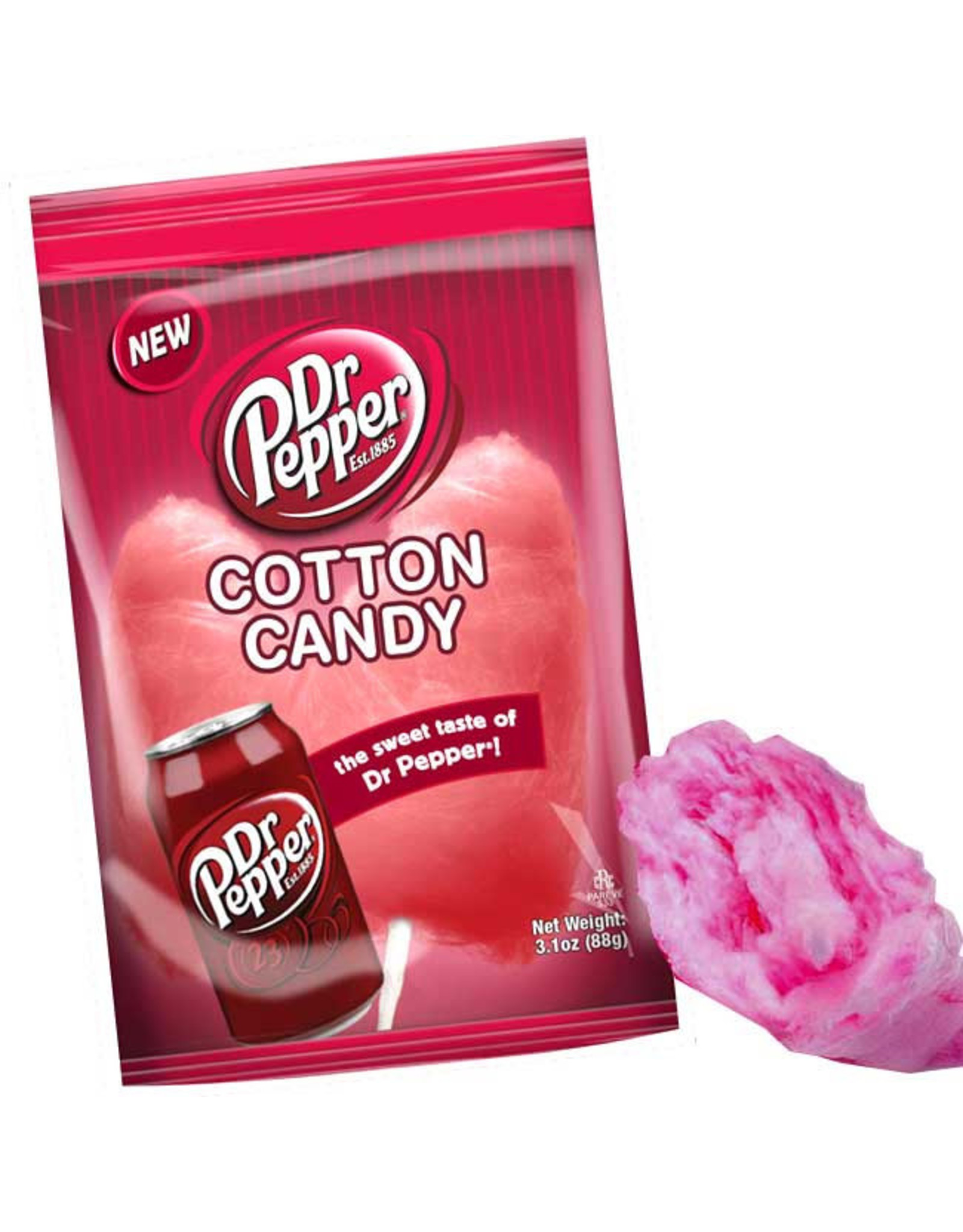 Dr Pepper Cotton Candy - 88g