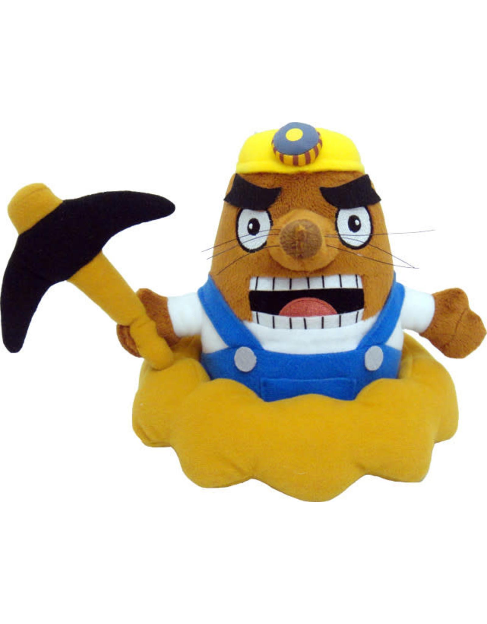Animal Crossing Plushie - Mr. Resetti - 18cm
