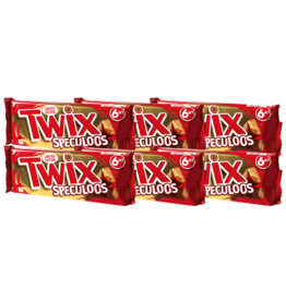 Twix Speculoos - Limited Edition - 6-pack - 276g