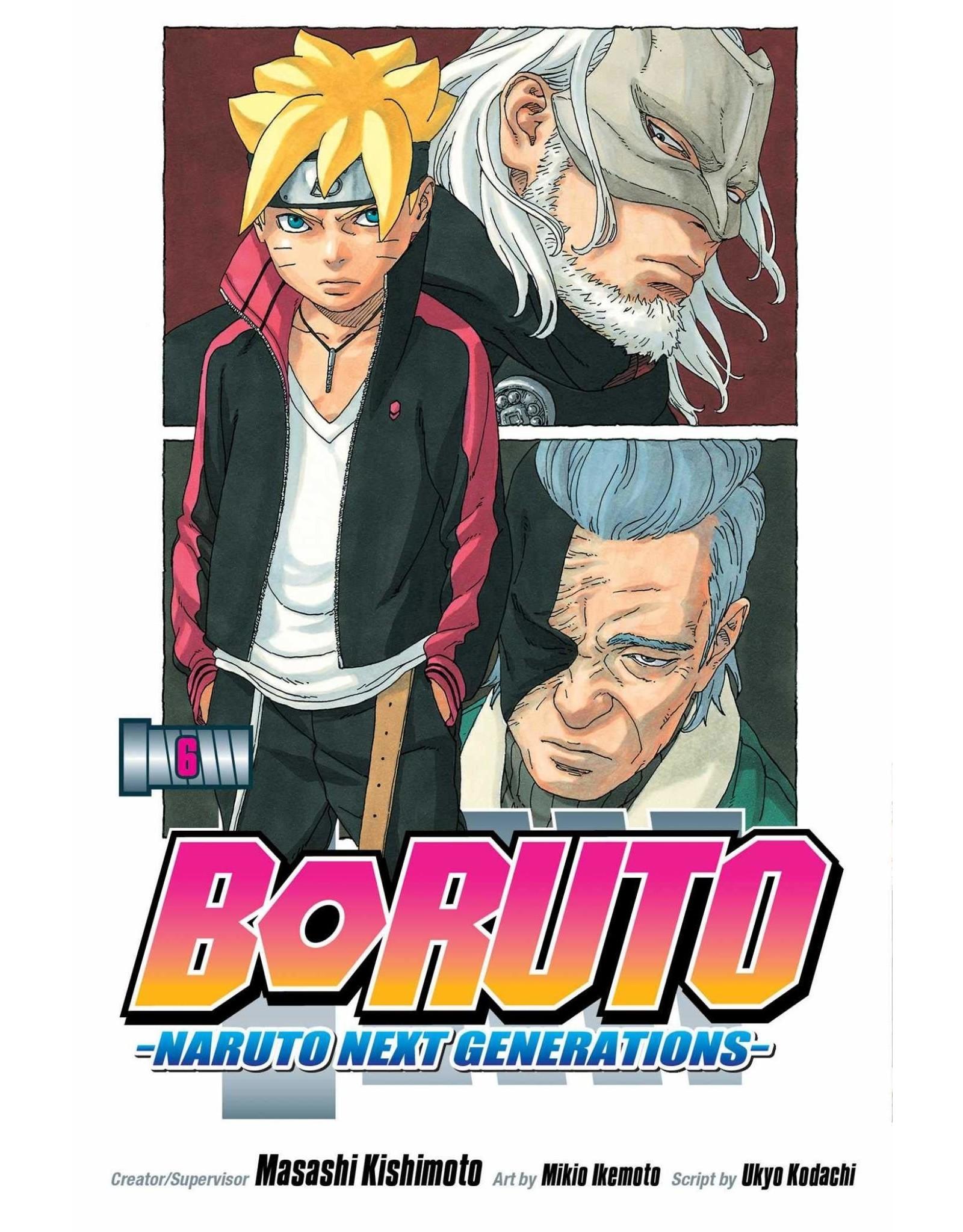 Boruto 6 (English)