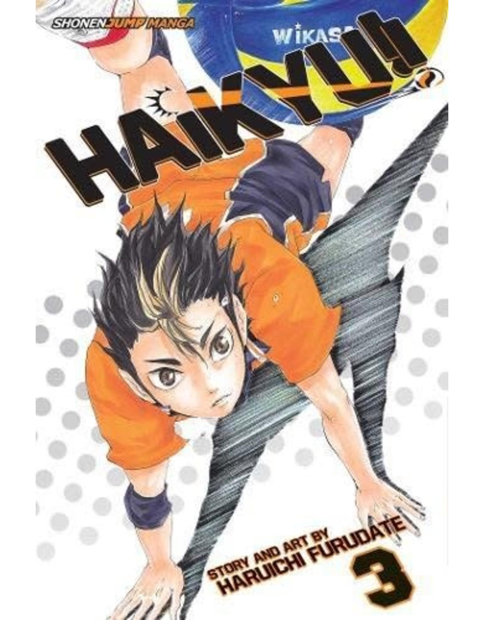 Haikyu!! 3 (English)