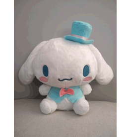 Sanrio Cinnamoroll Kawaii Gentleman BIG plush - 40cm - Blue
