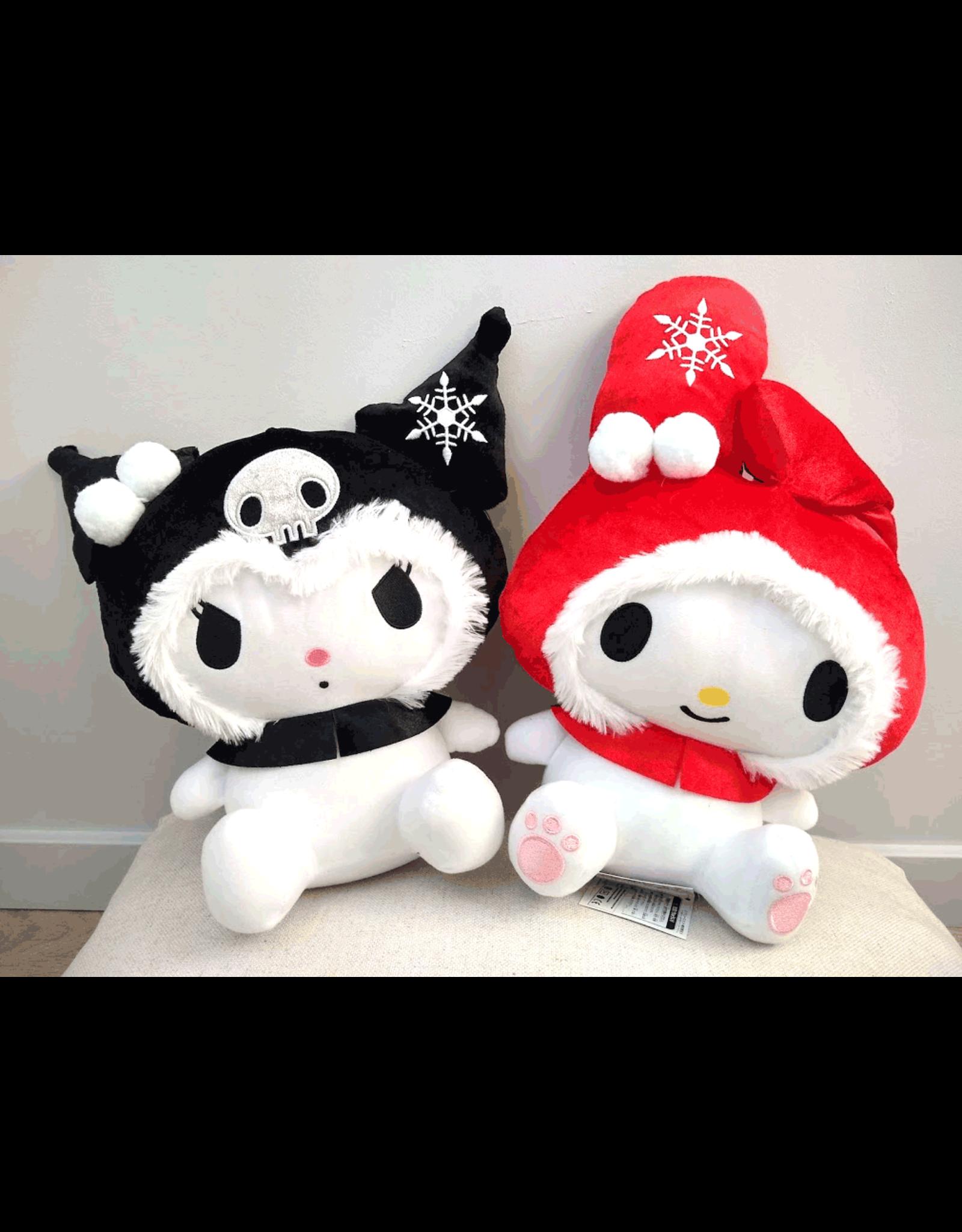 Sanrio Kuromi Winter Big plush - 40cm