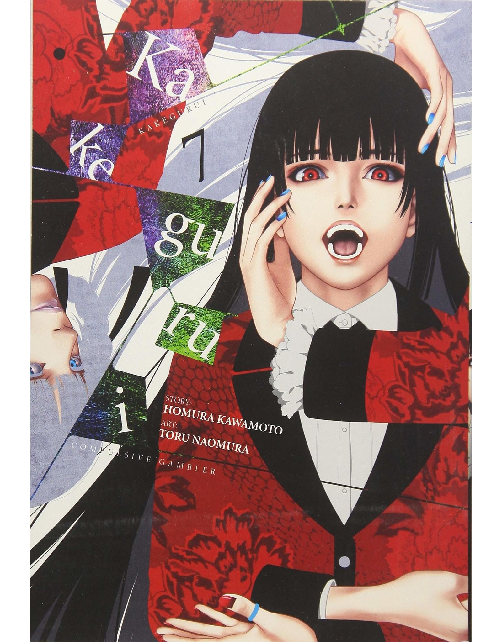 Kakegurui: Compulsive Gambler 7 (English)