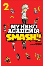 My Hero Academia Smash!! Volume 02 (Engelstalig)