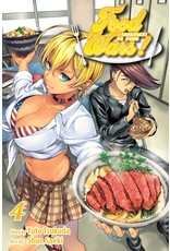 Food Wars 4 (Engelstalig)